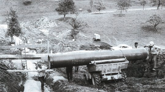 First-HOBAS-Hydropower-Pipeline-1961-Wallis-Switzerland