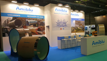 Amiblu Event Booth
