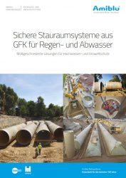 Amiblu GFK-Stauraumsysteme Cover