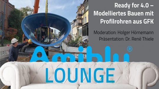 Amiblu Lounge NC Kanalsanierung