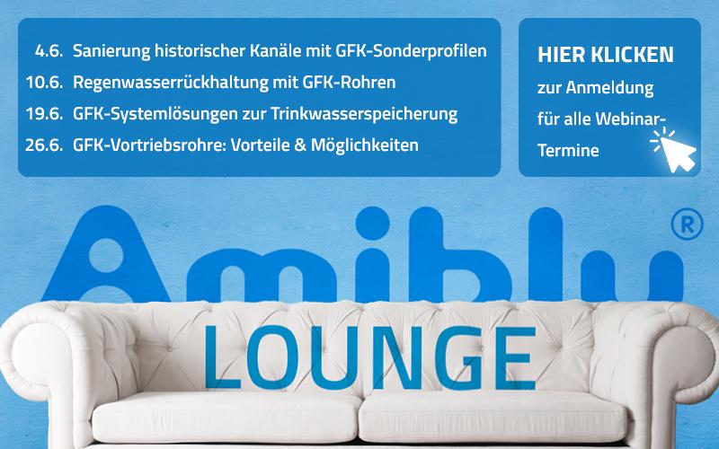 Amiblu Lounge Webinar Series DE