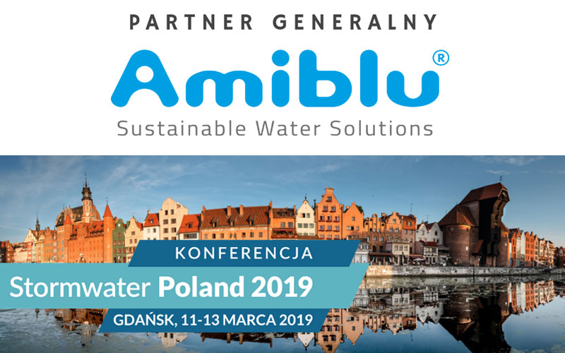 Amiblu Poland at Stormwater Poland Conference 2019