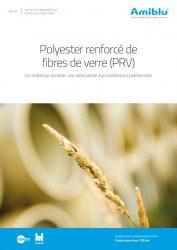 Polyester renforcé de fibres de verre Cover