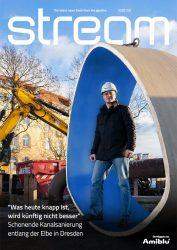 Amiblu Stream Magazine May20 DE Cover