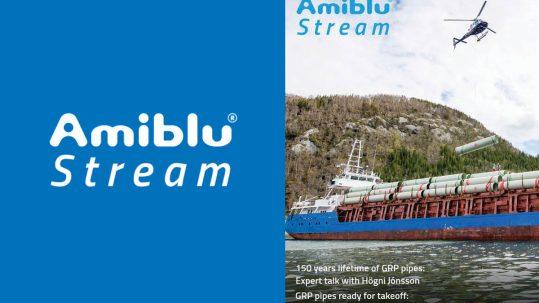 Amiblu Stream Magazine November 2019