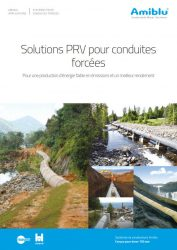 Solutions PRV pour conduites forcées Cover