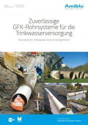 Trinkwasserrohrsysteme Cover DE