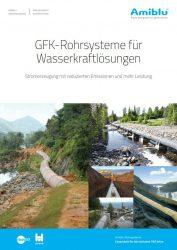 Wasserkraftrohrsysteme Cover DE