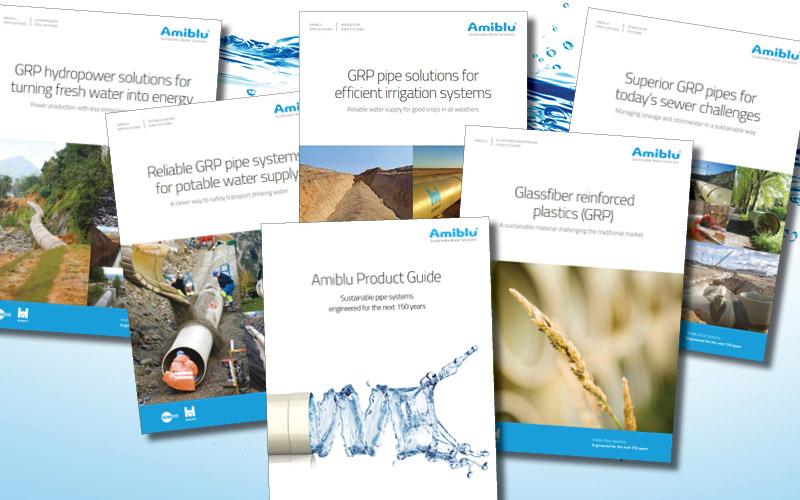 Amiblu brochures
