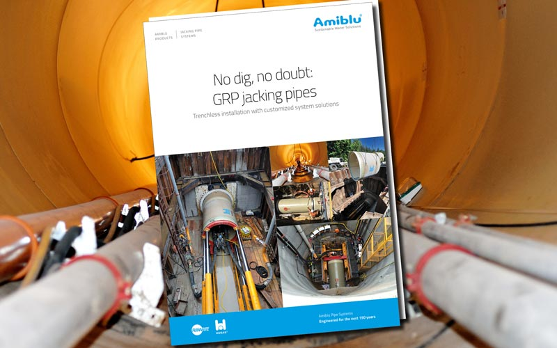 Amiblu jacking brochure banner