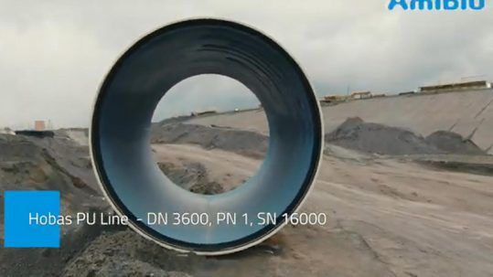 Hobas PU Line DN 3600 DE 800x500