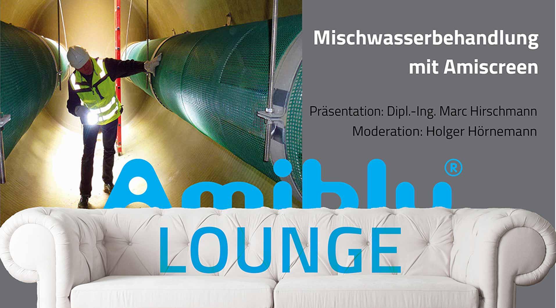 Amiblu Lounge Mischwasserbehandlung