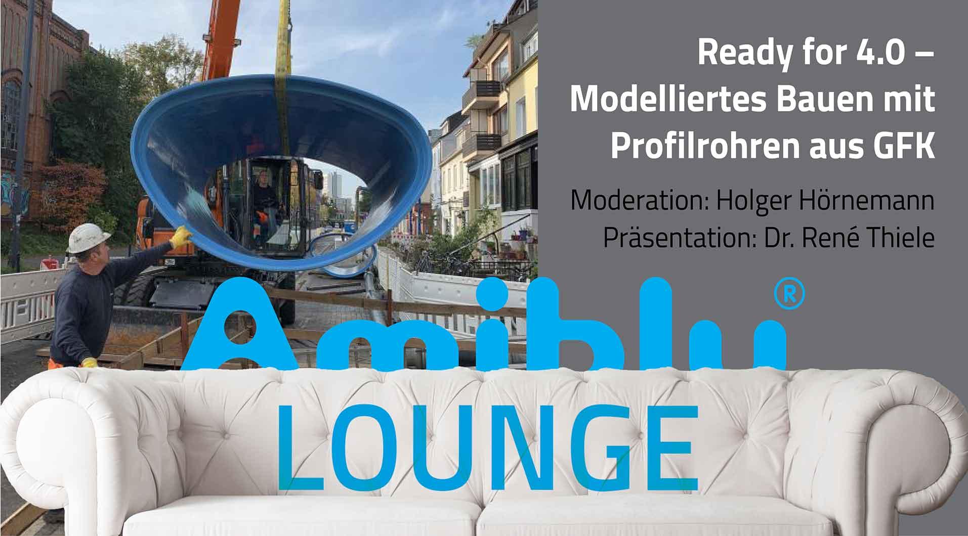 Lounge NC Kanalsanierung