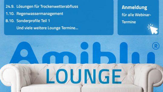 Lounge Termine Banner