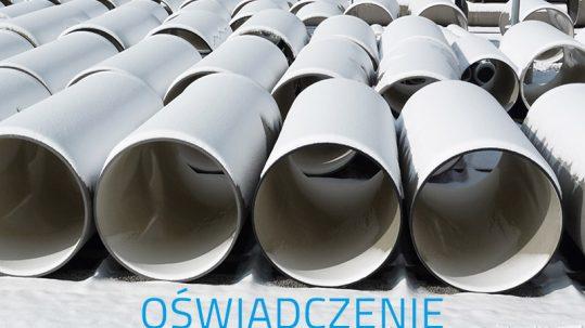 Oswiadczenie Warsaw
