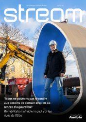 Stream Magazine francais 2005 Cover